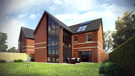 3D-House-Visualisation-Rear